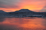 Loch Dunvegan Winter